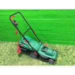 Defective Electric Lawn Mower with Qualcast M2EB1537M Receptacle (Defective)