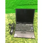 Katkine sülearvuti IBM Thinkpad R32