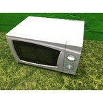 White microwave oven Midea MM720CTL