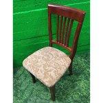 Punane puidust tool