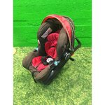 Turf hatch Akta Graco Trilogic car seat with base