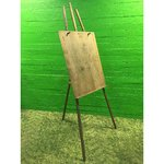 Great dark easel