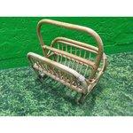 Light braided basket