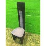 Augsts atzveltnes krēsls
