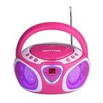 Розовый магнитный полюс со светодиодной подсветкой PrettyPink Boombox (светодиод не работает)