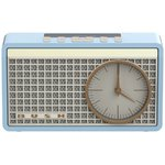 BUSH Alarm Clock Blue (Clock Not Working)
