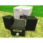 Defektne muusikakeskus Alba Micro System