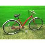 Red Bicycle to Repair