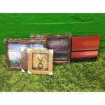 A selection of small framed images