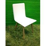Disain tool valge puitjalad