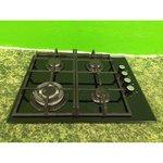 De Dietrich CB 615 FFD gas cooker ceramic