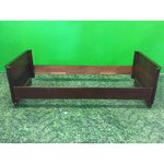 "Wooden Bed ""50. Antique 90x200"