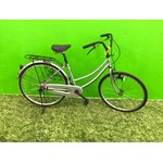 Hõbedane jalgratas SP