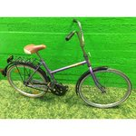 Folding retro youth bike Flash