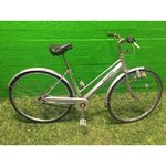 SouthernPort Silver Bicycle