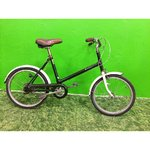 Bicycle Dark green mini cruises CAFE LATE