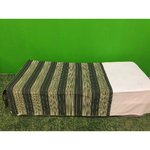 Green with a three-quarters of bedspreads