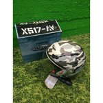 Moottoripyörä kypärä Nitro X514-AV (L)