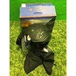 Musta moottoripyörä kypärä Nitro X512-V (M)