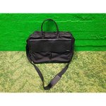 Black Notebook Bag (Ermenegildo Zegna)