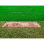 Long Pink Rug (270x72cm)