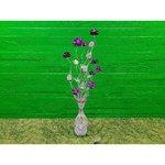Purple Flower Lighting