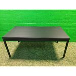 Black large dining table (boconcept)