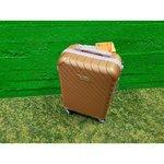 Yellow suitcase (true)