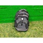 Gray backpack (weideli)
