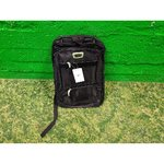 Black small backpack (jinrong)