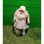 Big White Santa Claus