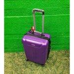 Фиолетовый чемодан (скорость)