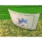 Klaasist Tommy & Jerry pildiga seinalamp