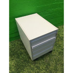 Lightbox keyboards drawer with 4 drawers (with key)