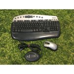 Microsoft WBR0168 Wireless Keyboard and Mouse Set