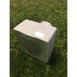 Väike valge ventilaator