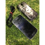 Broken Glass Smartphone Samsung Galaxy S4 Mini GT-I9195