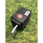 Used Esbe Type 97 rotary valve actuator