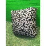 Large patterned pillow