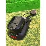 Аккумулятор и зарядное устройство Bosch